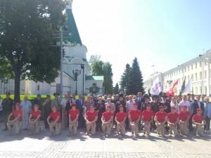 День независимости Беларуси отметили в Нижнем Новгороде
