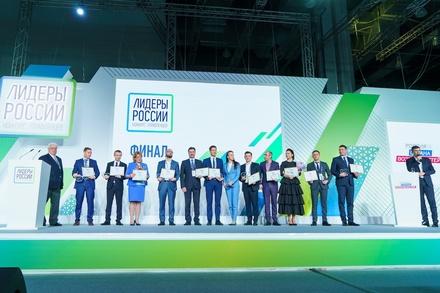 Шестеро нижегородцев стали победителями второго конкурса «Лидеры России»