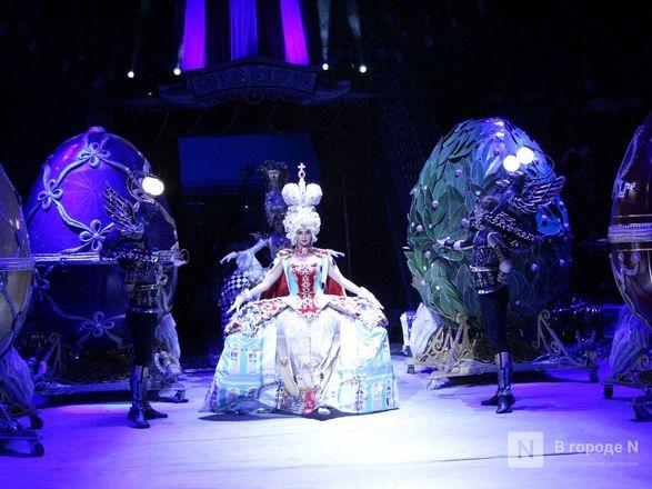 Чудеса «Трансформации» и медвежья кадриль: премьера циркового шоу Гии Эрадзе «БУРЛЕСК» состоялась в Нижнем Новгороде - фото 33