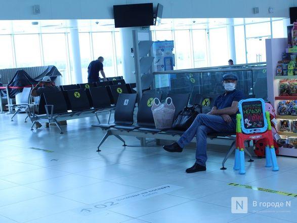 COVID не прилетит: нижегородский аэропорт усилил меры безопасности - фото 27