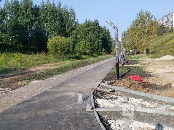 Благоустройство Лопатинского оврага планируется завершить в начале сентября - фото 18