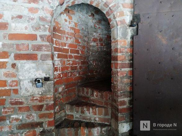 Тайницкую башню Нижегородского кремля открыли для посетителей - фото 6