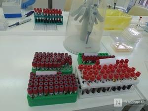 Почти 130 тысяч нижегородцев сдали тесты на коронавирус