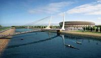 Первый этап освобождения земельных участков под строительство стадиона на Стрелке начался в Нижнем Новгороде