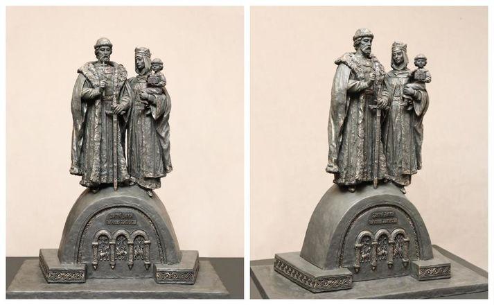 Памятник Дмитрию Донскому и княгине Ефросинии поставит в Нижнем Новгороде - фото 1