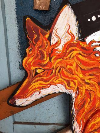 «Огненные лисы» появились в Нижнем Новгороде - фото 1