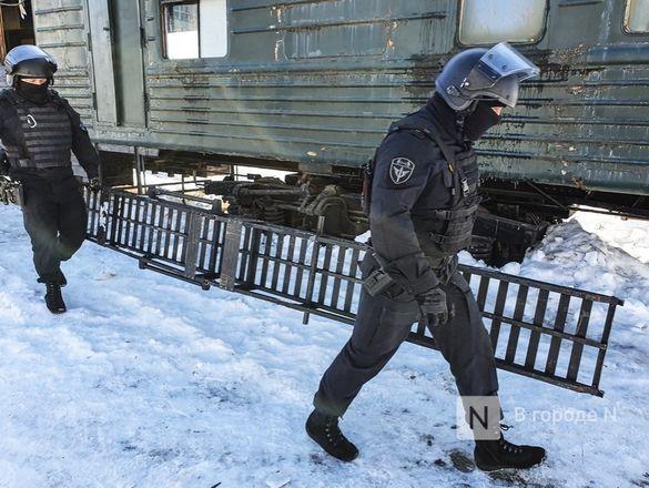 Штурм поезда и трюки в воздухе: как работают нижегородские спецподразделения - фото 9
