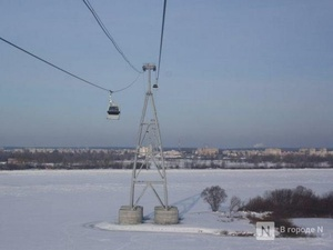 Почти 30 млн рублей выделят на ремонт нижегородской «канатки»