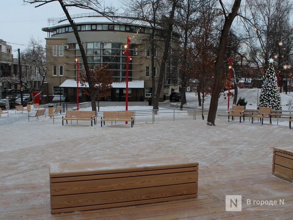 Первые ласточки 800-летия: три территории преобразились к юбилею Нижнего Новгорода - фото 47