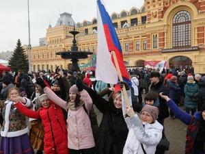 Фестиваль «Крымская весна» собрал более 3000 нижегородцев