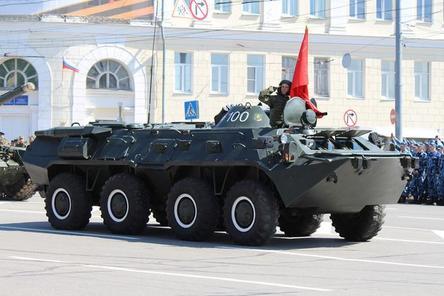 Нижегородские автобусы и троллейбусы изменят маршруты на время репетиций парада Победы