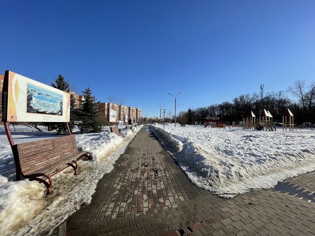Фонтан в нижегородском сквере Чкалова отремонтируют в 2021 году - фото 1