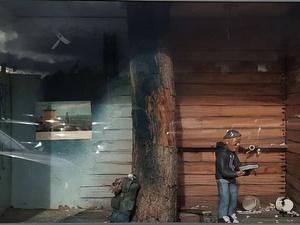 Художник Иван Серый вернул героя своих миниатюр в Нижний Новгород