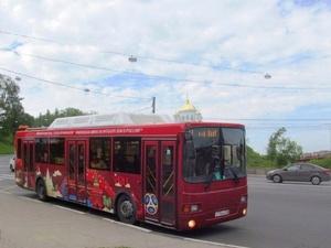 Нижегородские автобусы приведут к единому виду в преддверии ЧМ-2018