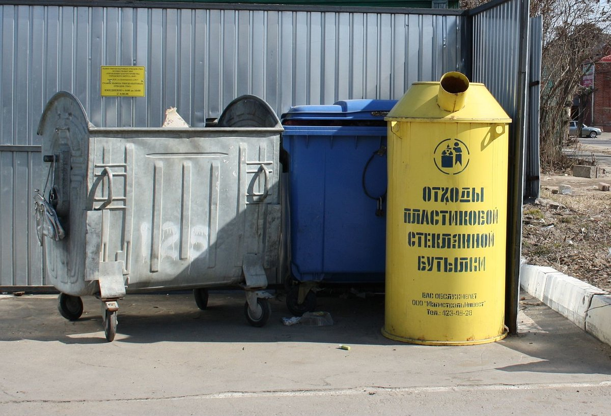 Около 6000 мусорных контейнеров установят в Нижегородской области - фото 1