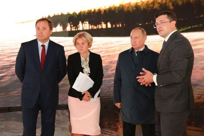 Путин сравнил проект нижегородского культурного центра с главным символом Сиднея - фото 3