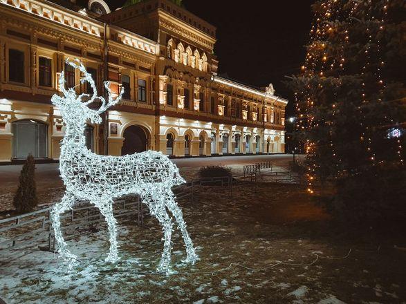 Праздничные уголки: ищем места для атмосферных фото в Нижнем Новгороде - фото 14