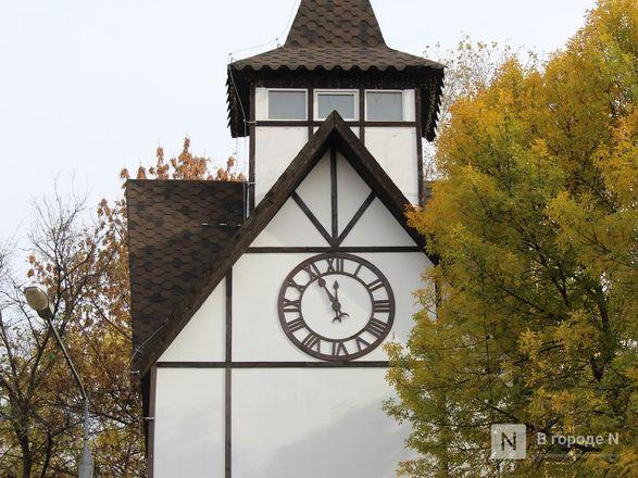 Хранители времени: самые необычные уличные часы Нижнего Новгорода - фото 56