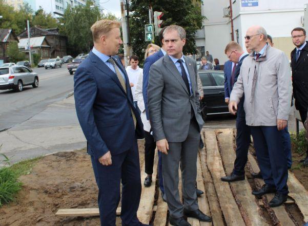 Столетний коллектор на улице Ковалихинской отремонтируют до конца года - фото 16