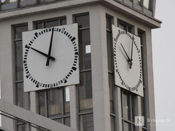 Хранители времени: самые необычные уличные часы Нижнего Новгорода - фото 20