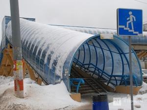 Гордума выделила средства на проект надземного перехода в Приокском районе