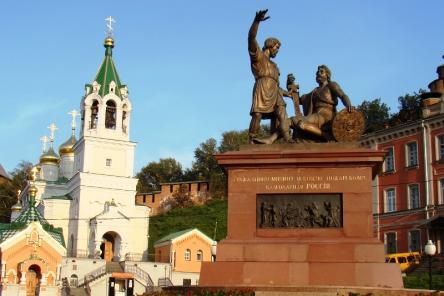 В День народного единства в Нижнем Новгороде состоится крестный ход