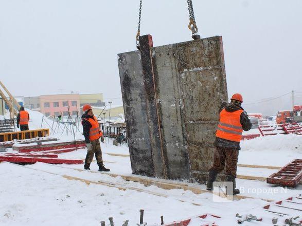 Школа будущего: как идет строительство крупнейшего образовательного центра Нижегородской области - фото 27