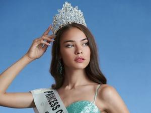 Нижегородка Карина Еремина победила в международном конкурсе Prince&Princess of the World 2019