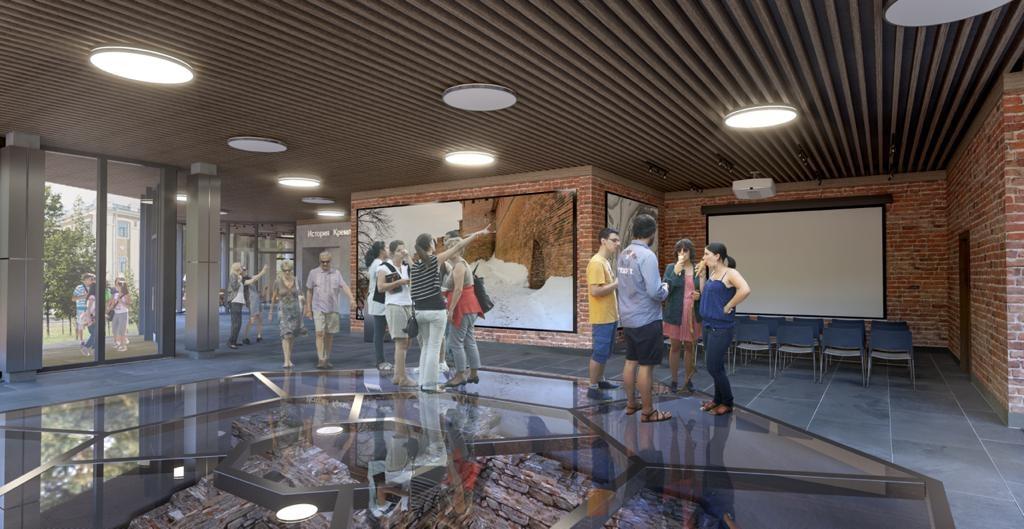 Найденная в Нижегородском кремле водонапорная башня станет музейным объектом - фото 2