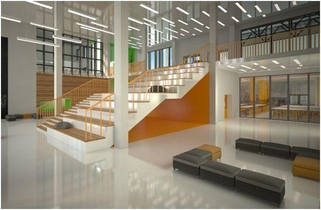 Архитектурные решения для корпусов «Школы 800» подготовили проектировщики - фото 5