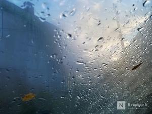 Пасмурные и дождливые выходные ждут нижегородцев