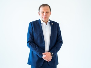 Александр Курдюмов поддержал вакцинацию против коронавируса