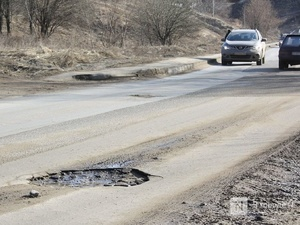 Прокуратура требует отремонтировать опасную дорогу в Вознесенском районе