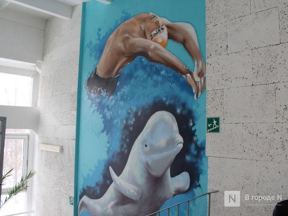 Возрожденный «Дельфин»: как изменился знаменитый нижегородский бассейн - фото 24