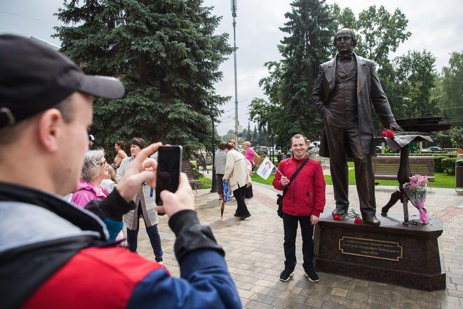 Памятник основателю завода «Красное Сормово» появился в Нижнем Новгороде - фото 3