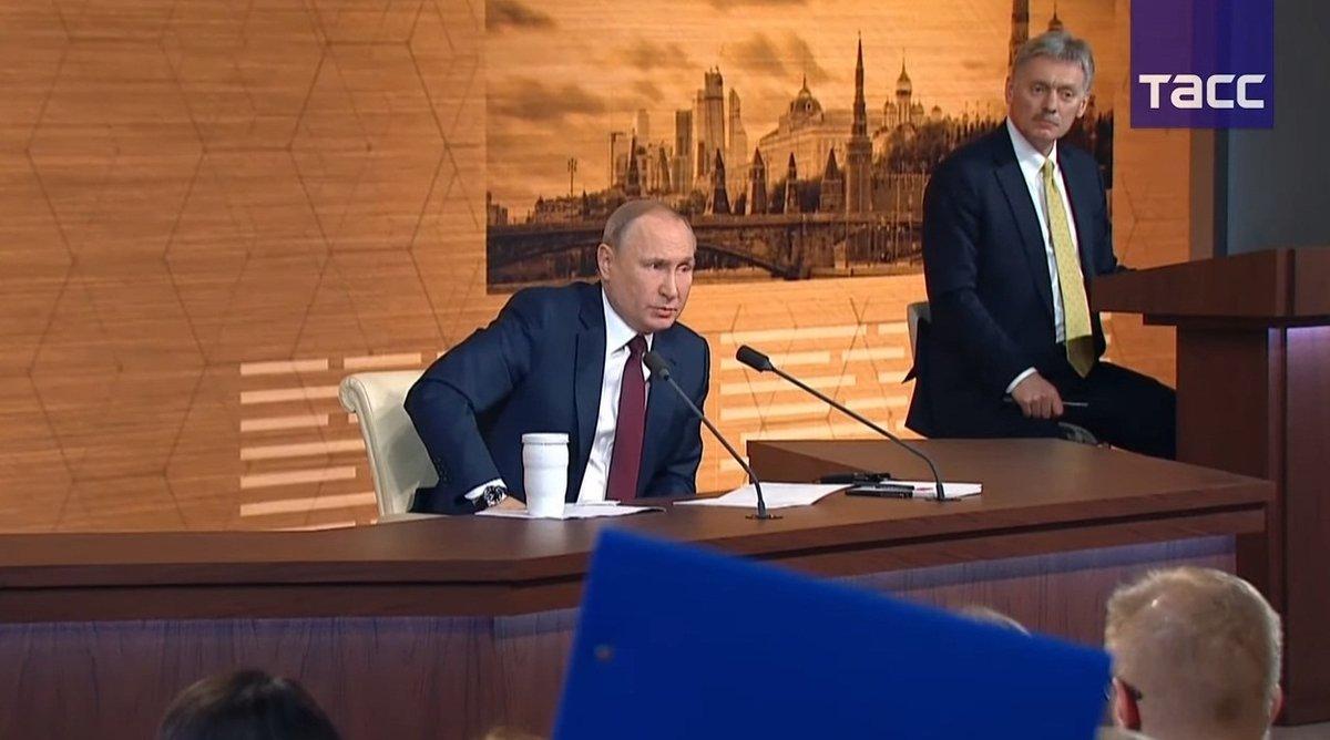 Большая пресс-конференция Владимира Путина: итоги - фото 5