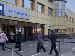 ГАЗ ликвидировал проблему очередей на проходных и усилил меры безопасности