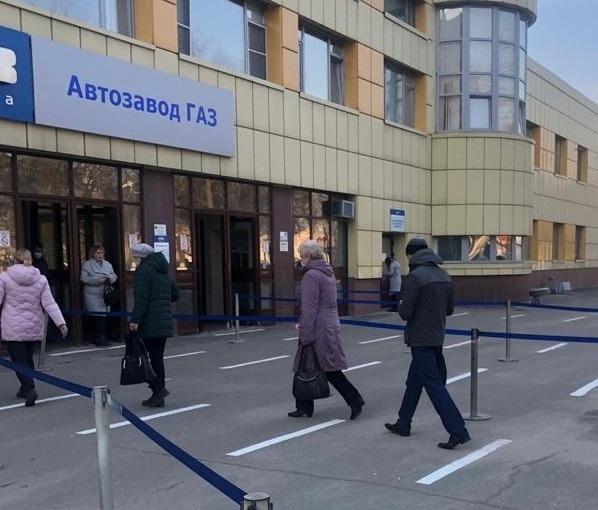 ГАЗ ликвидировал проблему очередей на проходных и усилил меры безопасности - фото 1