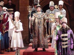 Нижегородский театр оперы и балета завершает 83-й сезон