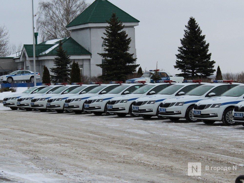 13 новых машин поступило на службу нижегородским сотрудникам ГИБДД - фото 3