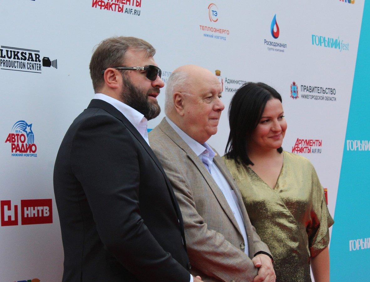 Звезды российского кино приехали в Нижний Новгород на «Горький fest» - фото 14