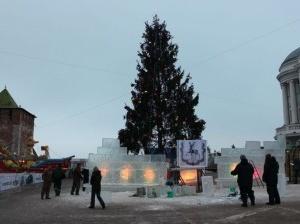 Новогодние гуляния пройдут во всех районах Нижнего Новгорода