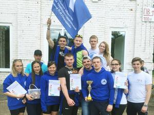 Совет трудовой молодежи АПЗ победил в спортивном празднике
