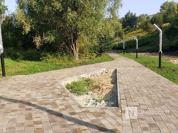 Благоустройство Лопатинского оврага планируется завершить в начале сентября - фото 20