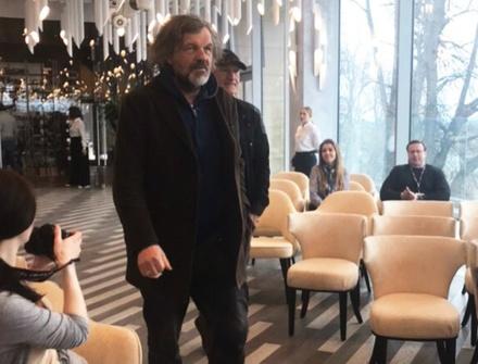 Эмиру Кустурице предложили стать послом 800-летия Нижнего Новгорода