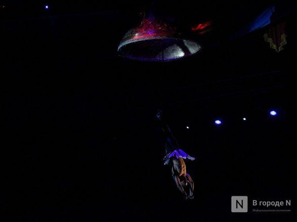 Чудеса «Трансформации» и медвежья кадриль: премьера циркового шоу Гии Эрадзе «БУРЛЕСК» состоялась в Нижнем Новгороде - фото 29