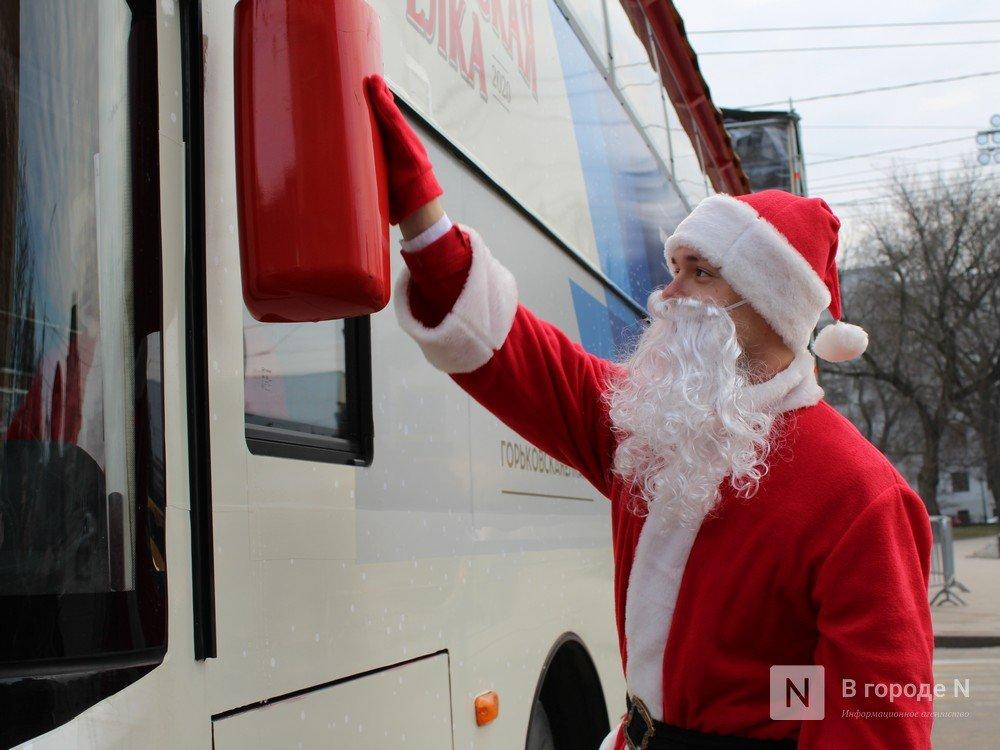 От вокзала до кремля на даблдекере: двухэтажный автобус начал курсировать по Нижнему Новгороду - фото 4