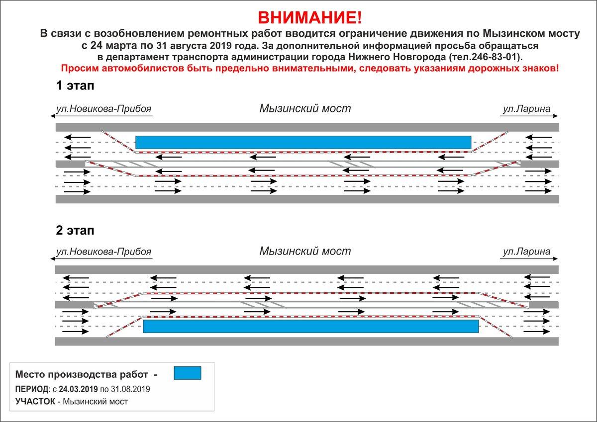 На Мызинском мосту возобновится ремонт - фото 2