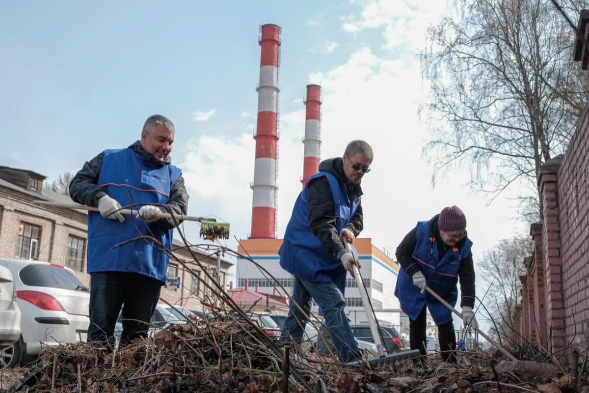 Теплоэнерго благоустроит почти 800 участков после зимних работ - фото 1