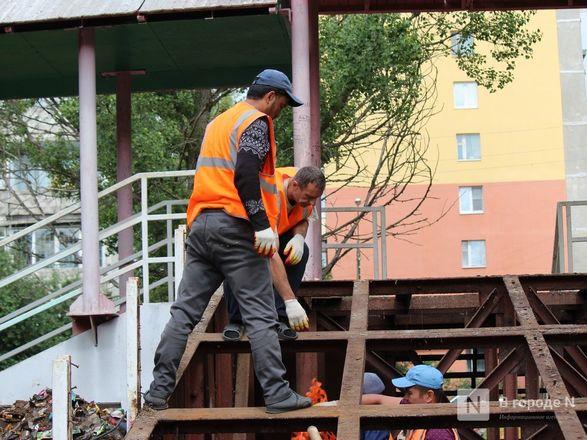 Благоустройство «Красной горки» на улице Усилова началось несмотря на путаницу с проектами - фото 21